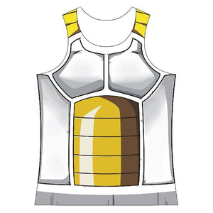 Dragon Ball Z Vegeta Tank - The Dragon Shop - Geek Culture