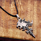 Final Fantasy Squall Leonhart Necklace