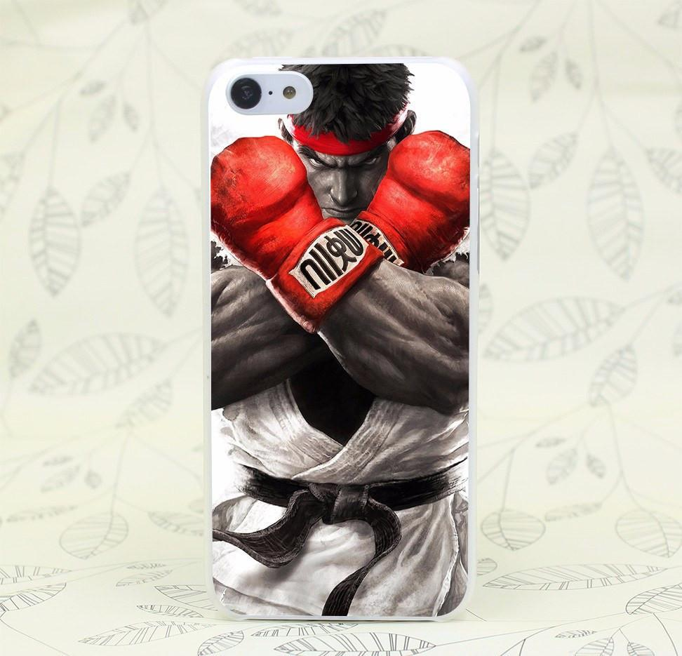 Street Fighter Ryu iPhone Case - The Dragon Shop - Geek Culture