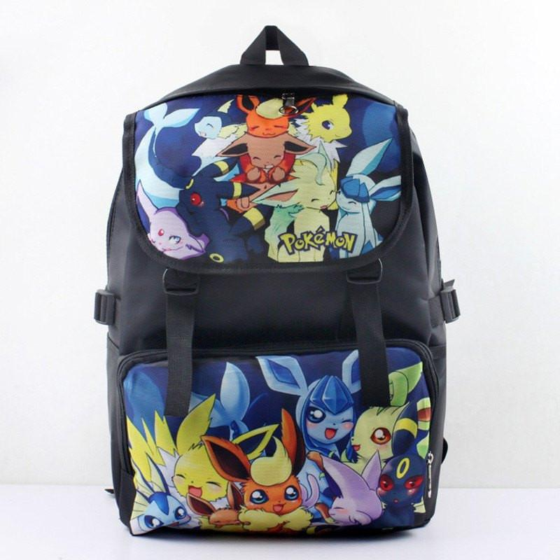 Pokemon Laptop Backpack - The Dragon Shop - Geek Culture