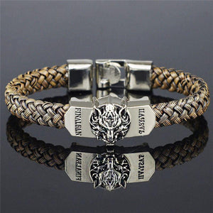 Final Fantasy Fenrir Bracelet - The Dragon Shop - Geek Culture