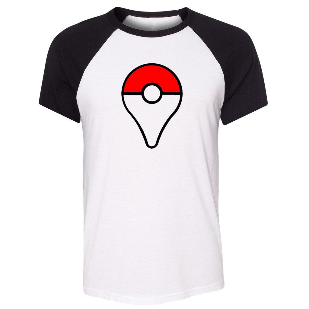 Pokemon Go Pokeball T-Shirt - The Dragon Shop - Geek Fashion