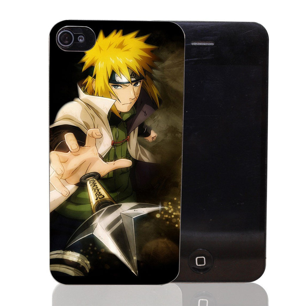 Naruto Minato iPhone Case - Muse Raven - Dream Out Loud