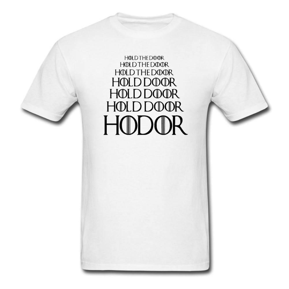 GoT Hodor T-Shirt - Muse Raven - Dream Out Loud