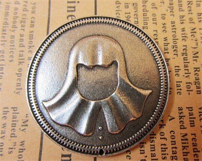 GoT Faceless Men Coin Necklace - The Dragon Shop - Geek Culture