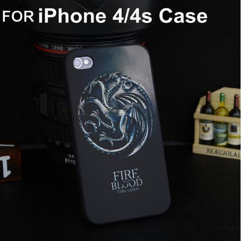 GoT Houses iPhone Case - The Dragon Shop - Geek Culture