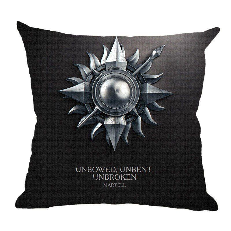 GoT Premium Pillow Case - Muse Raven - Dream Out Loud