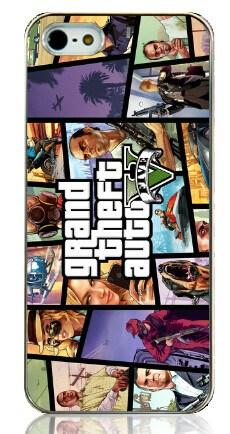 GTA V iPhone 5 / 5S / 5C Case - The Dragon Shop - Geek Culture