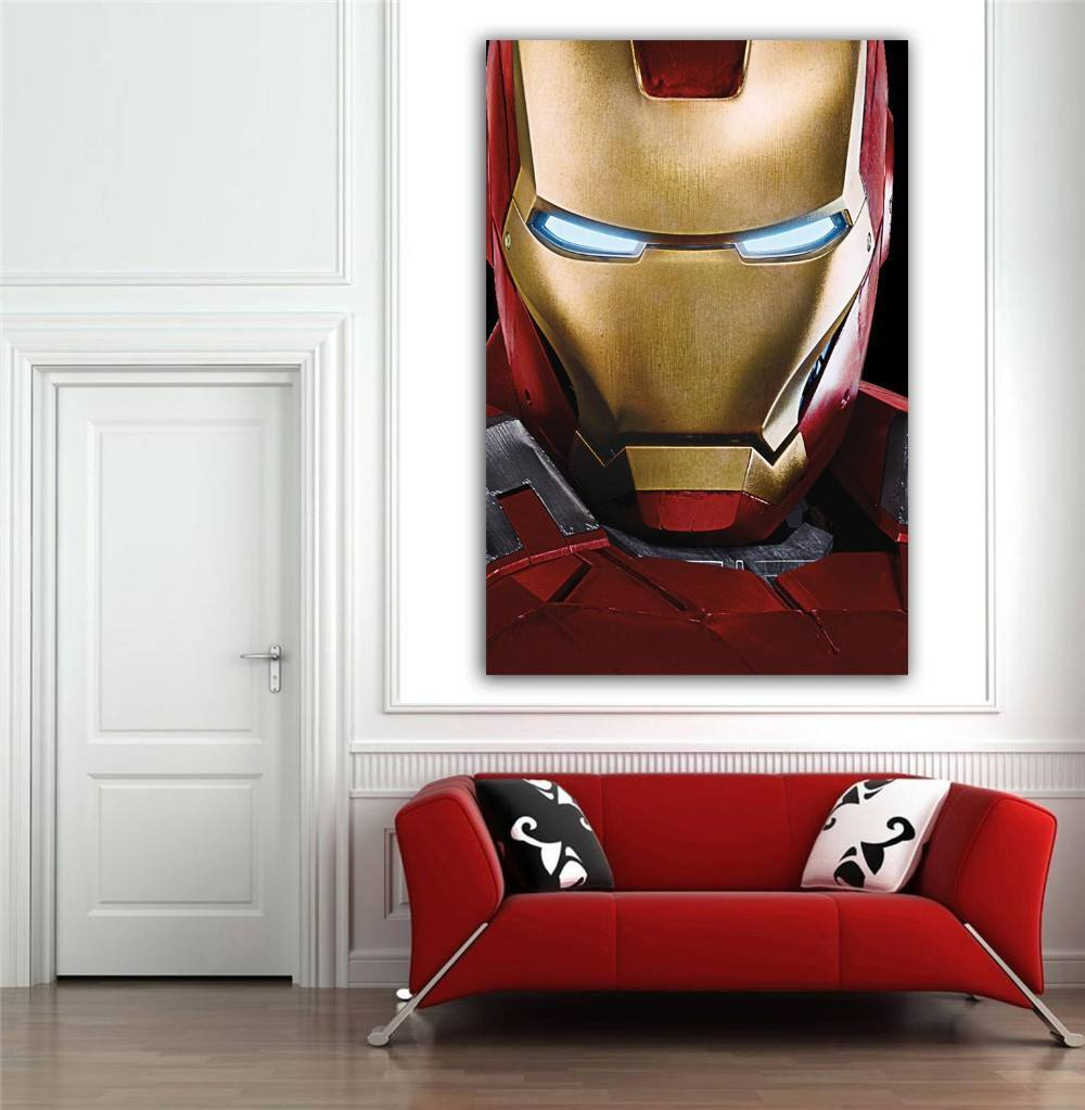 Iron-Man Power Poster - The Dragon Shop - Geek Culture