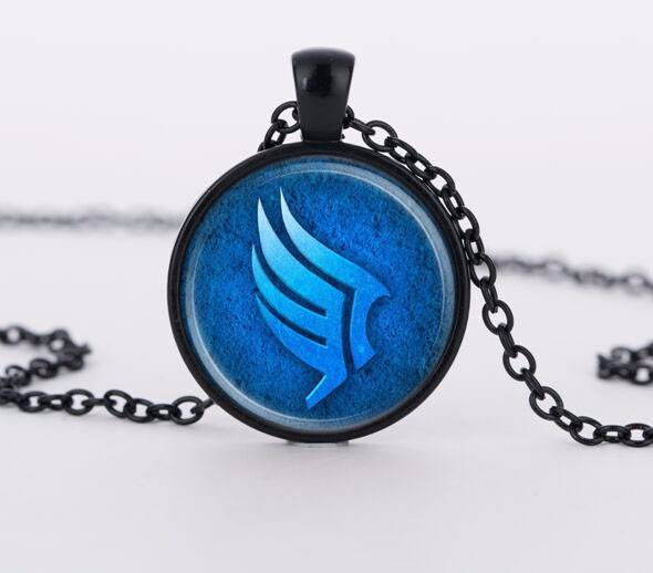 Mass Effect Paragon Necklace - The Dragon Shop - Geek Culture