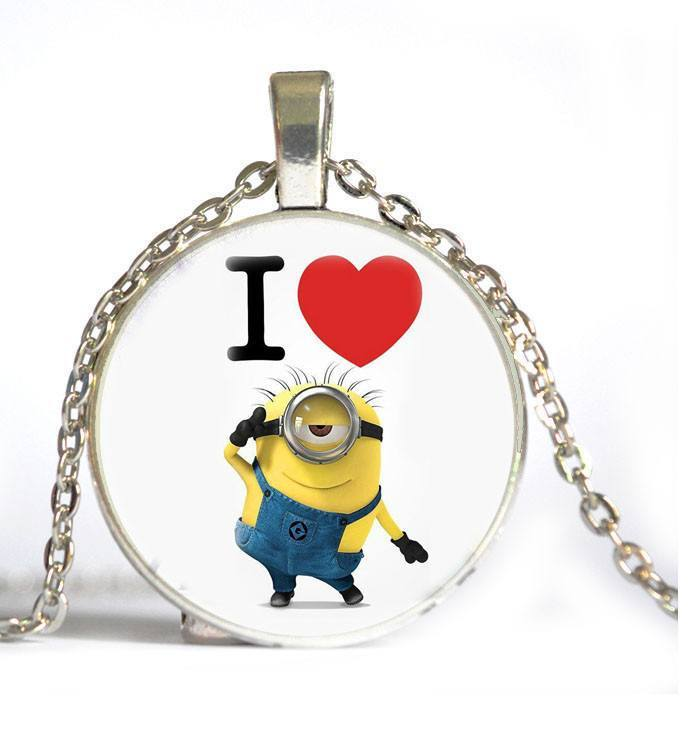 Minions Necklace - The Dragon Shop - Geek Culture