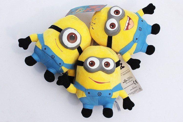 Minions Small Toy - Muse Raven - Dream Out Loud