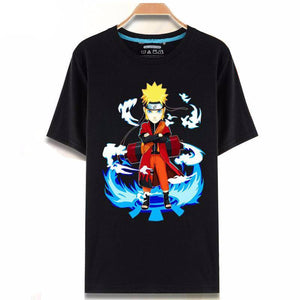 Naruto Chakra T-Shirt - The Dragon Shop - Geek Culture