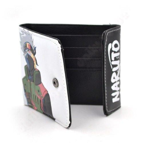 Naruto Kakashi Wallet - The Dragon Shop
