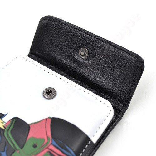 Naruto Kakashi Wallet - The Dragon Shop - Geek Culture