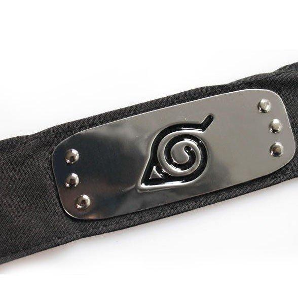 Naruto Konoha Headband - The Dragon Shop - Geek Culture