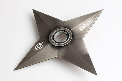 Naruto Metal Shuriken - The Dragon Shop - Geek Culture