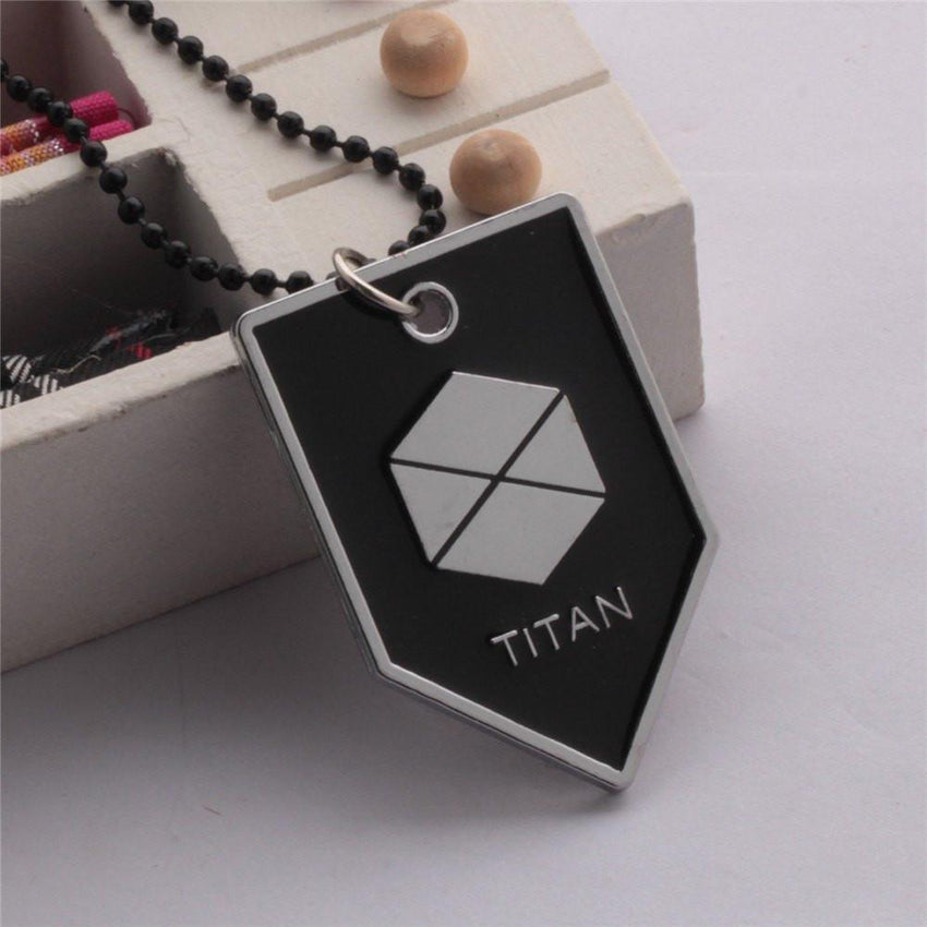 Destiny Metal Necklace - The Dragon Shop - Geek Culture