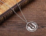 Star Wars Alliance Steel Necklace - Muse Raven - Dream Out Loud