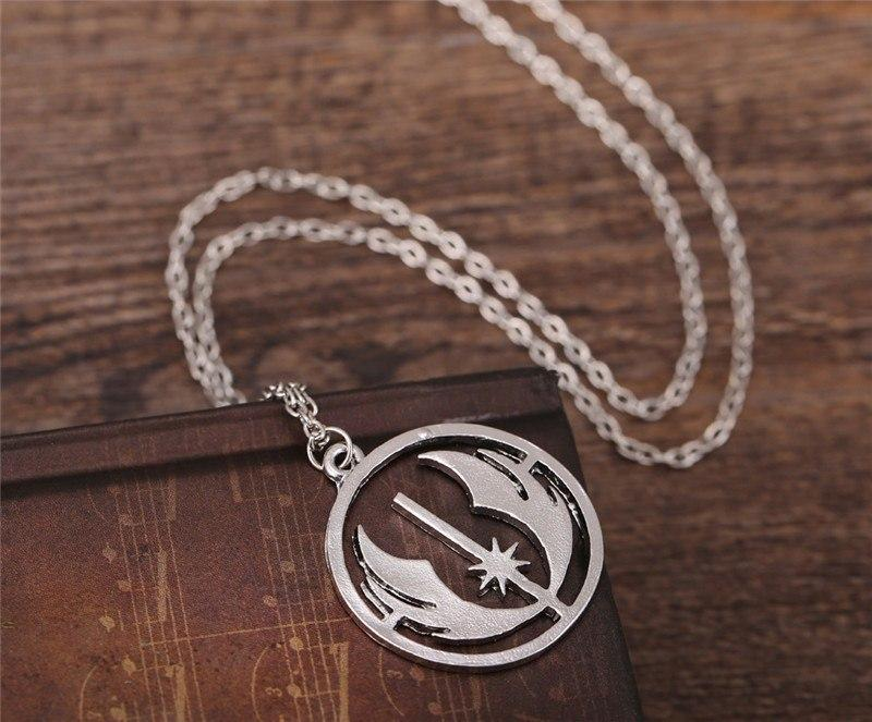 Necklace - Star Wars Alliance Steel Necklace