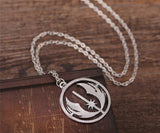 Star Wars Alliance Steel Necklace - The Dragon Shop - Geek Culture