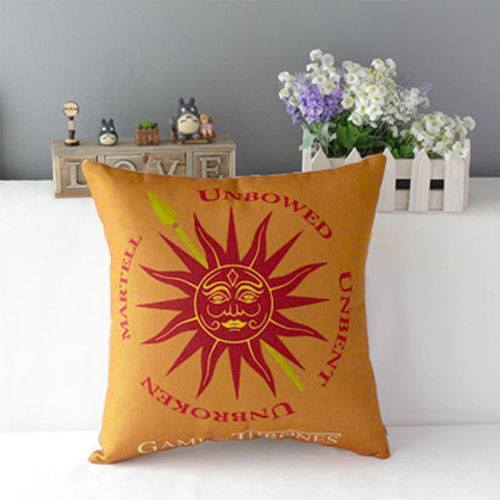 GoT Houses Pillow Case - The Dragon Shop - Geek Culture