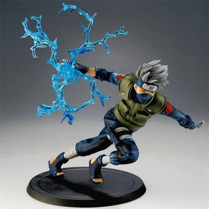 Naruto Kakashi PVC Action Figure - The Dragon Shop - Geek Culture