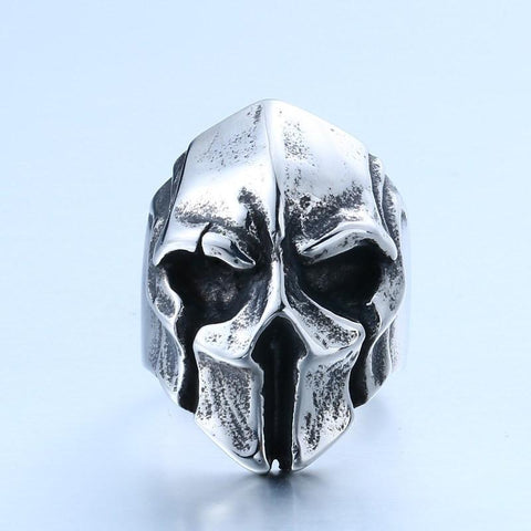 Crusader Shield Stainless Steel Ring