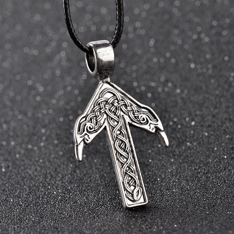TYR Rune Nordic Necklace - The Dragon Shop - Geek Culture