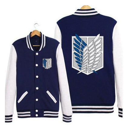Attack on Titan Premium Jacket - The Dragon Shop - Geek Culture