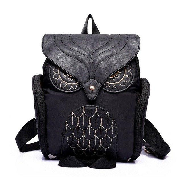Owlguard Backpack - The Dragon Shop - Geek Culture