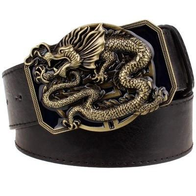 DRAGONKING Leather Belt - The Dragon Shop - Geek Culture