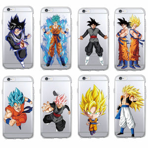 Dragon Ball Z Artistic Galaxy Case - The Dragon Shop - Geek Culture
