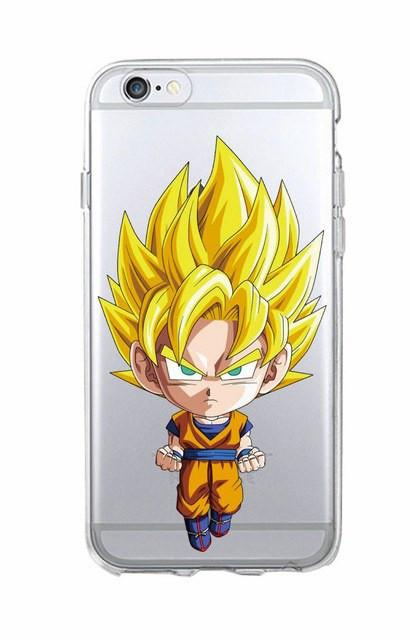 Dragon Ball Z Artistic iPhone Case - The Dragon Shop - Geek Culture