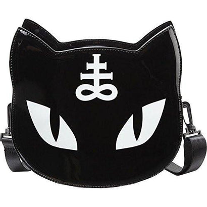 Dark Kitty Handbag - The Dragon Shop - Geek Culture