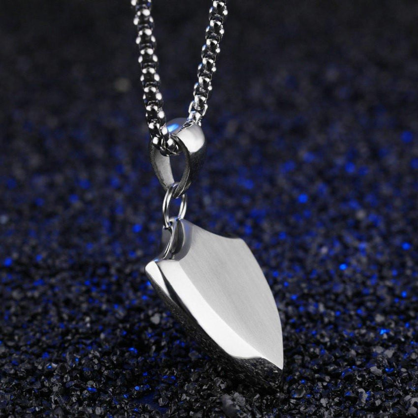 STEELGUARD Stainless Necklace - The Dragon Shop - Geek Culture