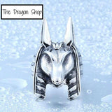 ANUBIS Stainless Steel Ring - The Dragon Shop - Geek Culture