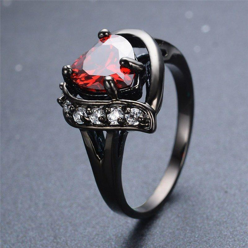 WANDERLUST Gem Forged Ring - The Dragon Shop - Geek Culture