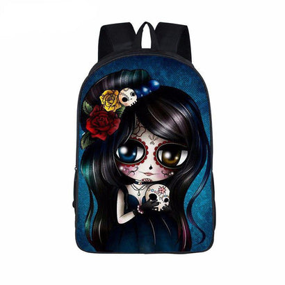 Los Muertos Backpack Series - The Dragon Shop - Geek Culture