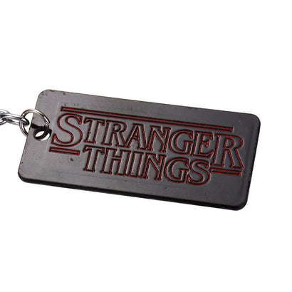 Stranger Things Classic Keychain - The Dragon Shop - Geek Culture