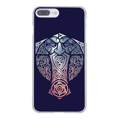 Thor's Wrath Artistic iPhone Case - The Dragon Shop - Geek Culture