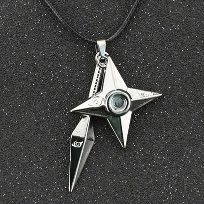 Naruto Ninja Kit Necklace - The Dragon Shop - Geek Culture