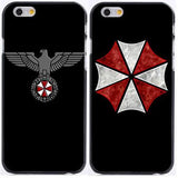 Resident Evil Artistic iPhone Case - The Dragon Shop - Geek Culture