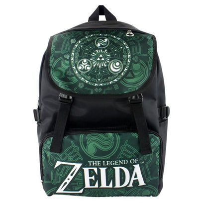 Legend of Zelda Laptop Backpack - The Dragon Shop - Geek Culture