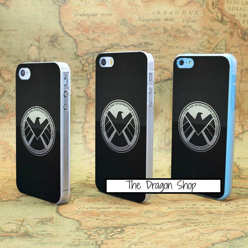 Agents of S.H.I.E.L.D. Artistic iPhone Case - The Dragon Shop - Geek Culture