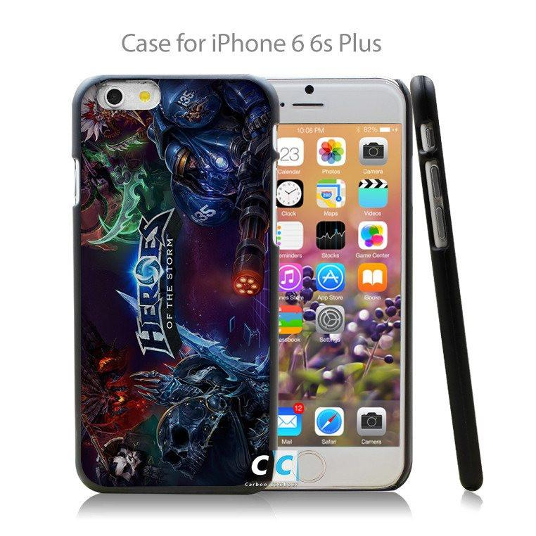 Heroes of The Storm iPhone Case - Muse Raven - Dream Out Loud