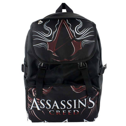 Assassin's Creed Laptop Backpack - The Dragon Shop - Geek Culture
