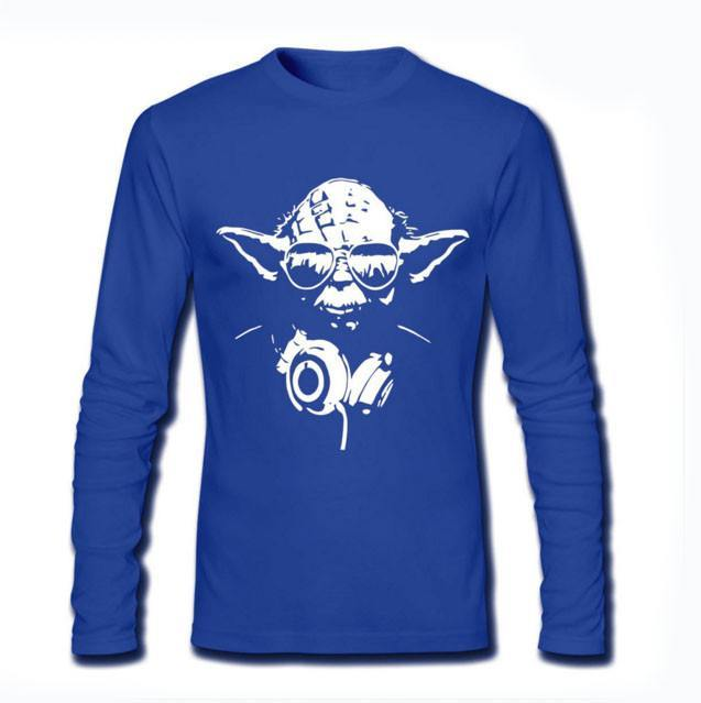 Shirt - Star Wars DJ Yoda Shirt