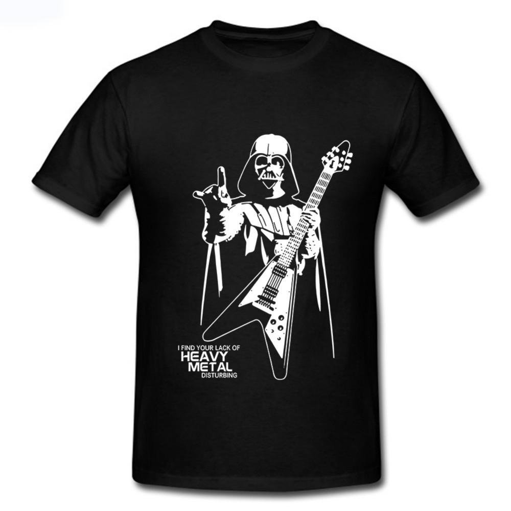 Star Wars Heavy Metal T-Shirt - The Dragon Shop - Geek Culture