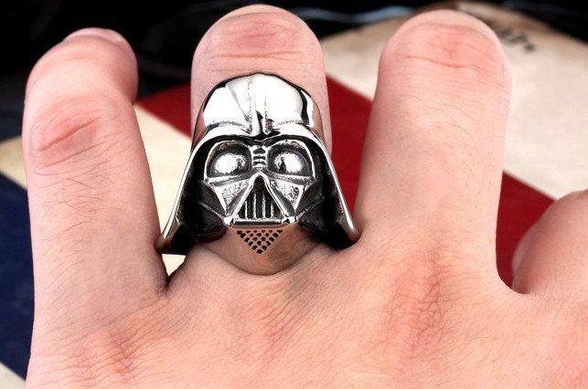 Star-Wars Darth Vader Ring